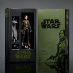 Star Wars Rogue One Black Series Jyn Erso SDCC Exclusive