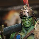 SDCC 2016: Marvel Reveals Gladiator Hulk Props from Thor Ragnorak
