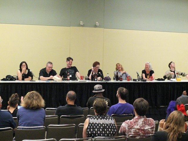 BALTIMORE COMIC-CON 2016: Comic Creators Consuming Coffee Panel
