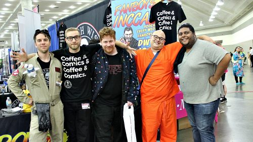 BALTIMORE COMIC CON 2016: Full Recap + Photo Gallery