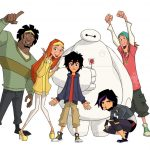 CBTVB: Disney Announces Voice Cast for Big Hero 6 Cartoon