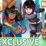 CBTVB: Marvel Announces New Animated Project